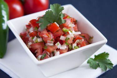 Mexican salsa (Pico de gallo)